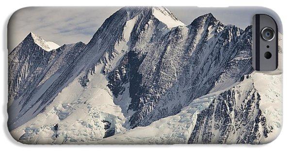 Mountain iPhone 6s Case - Mount Herschel Above Cape Hallett by Colin Monteath