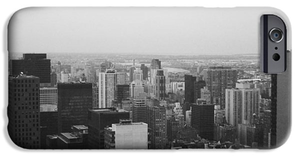 Nyc From The Top 3 IPhone 6s Case by Naxart Studio