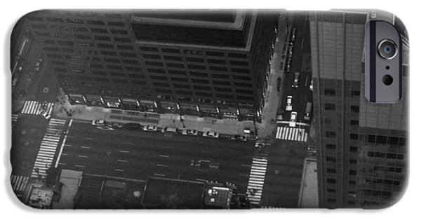 Nyc From The Top IPhone 6s Case by Naxart Studio