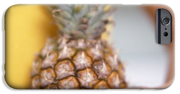 Pineapple IPhone 6s Case by Cristina Pedrazzini