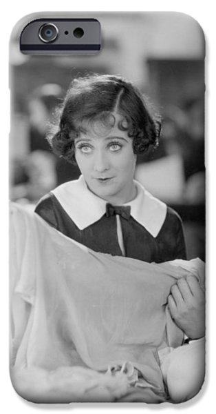 Sally Oneil: Becky, 1927 IPhone Case by Granger