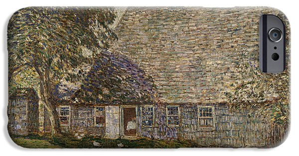 The Old Mulford House IPhone 6s Case by Childe Hassam