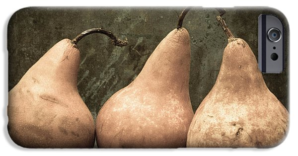 Three Pear IPhone 6s Case by Edward Fielding