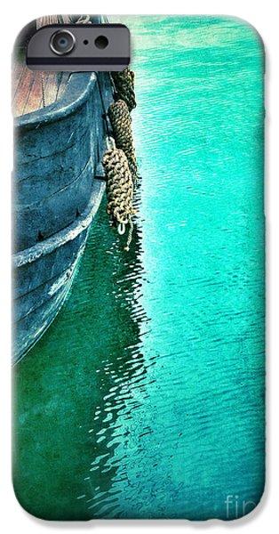 Vintage Ship IPhone 6s Case by Jill Battaglia