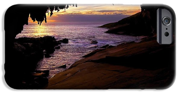 Kangaroo iPhone 6s Case - Admiral's  Arch Sunset by Mike Dawson