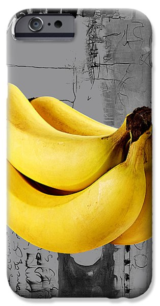 Banana Collection IPhone 6s Case by Marvin Blaine