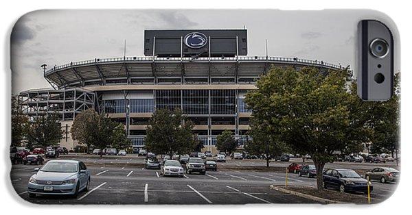 Beaver Stadium Penn State  IPhone 6s Case by John McGraw
