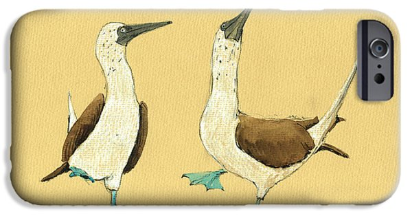 Blue Footed Boobies IPhone 6s Case
