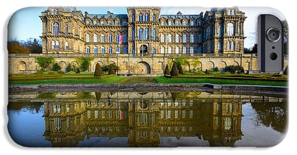 Castle iPhone 6s Case - Bowes Museum by Smart Aviation