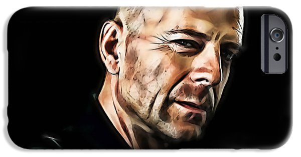 Bruce Willis Collection IPhone 6s Case