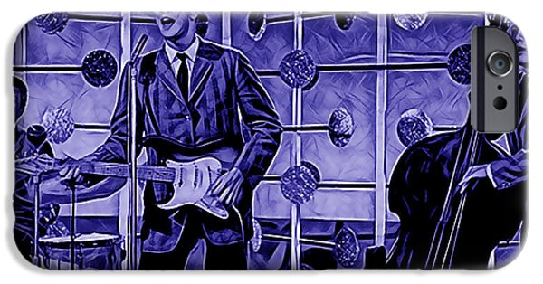 Buddy Holly And The Crickets IPhone 6s Case by Marvin Blaine