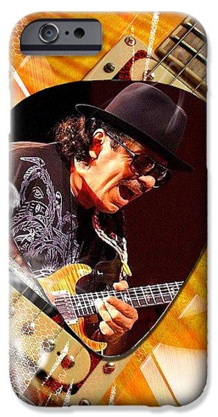 Carlos Santana Art IPhone 6s Case