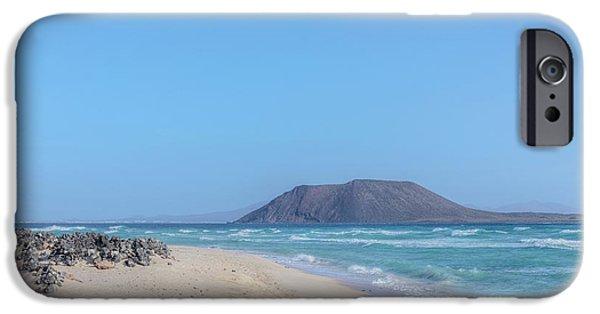 Corralejo - Fuerteventura IPhone 6s Case by Joana Kruse