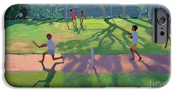 Cricket Sri Lanka IPhone 6s Case by Andrew Macara