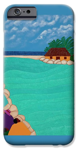 Curacao Lagoon IPhone 6s Case