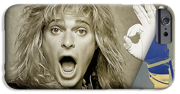 David Lee Roth Collection IPhone 6s Case