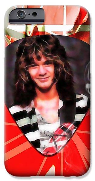 Eddie Van Halen Art IPhone 6s Case