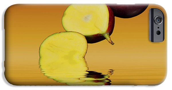 Fresh Ripe Mango Fruits IPhone 6s Case by David French