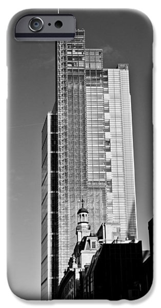 Heron Tower London Black And White IPhone 6s Case by Gary Eason