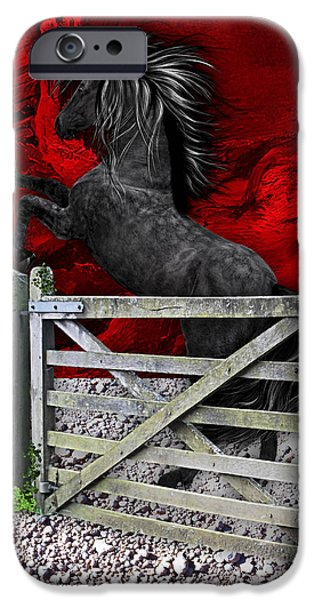 Horse Dreams Collection IPhone 6s Case