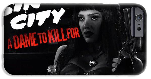 Jessica Alba In Sin City 2 IPhone 6s Case