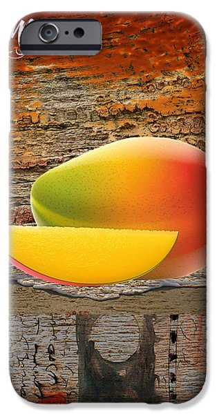 Mango Collection IPhone 6s Case