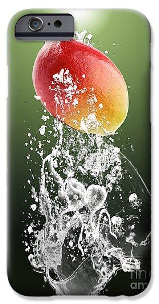 Mango Splash IPhone 6s Case by Marvin Blaine