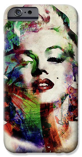 Marilyn IPhone 6s Case by Michael Tompsett