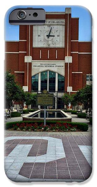 Oklahoma Memorial Stadium IPhone 6s Case