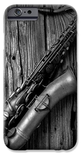 Old Sax IPhone 6s Case by Garry Gay