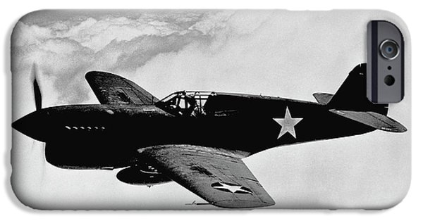 Airplane iPhone 6s Case - P-40 Warhawk by War Is Hell Store