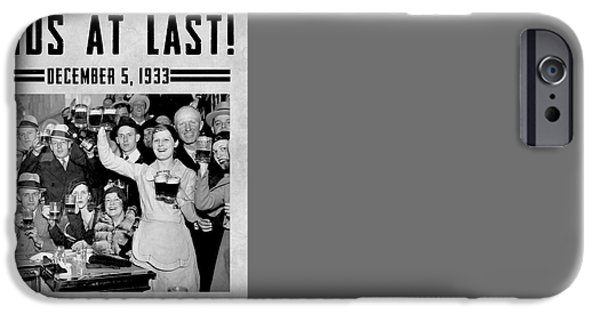 Prohibition Ends Celebrate IPhone 6s Case