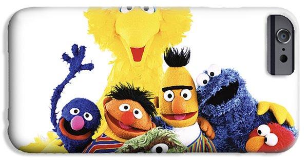 Sesame Street IPhone 6s Case