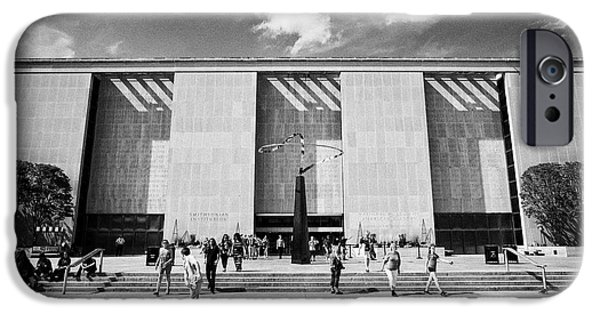 smithsonian national museum of american history building Washington DC USA IPhone 6s Case