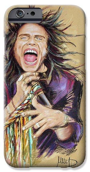 Steven Tyler iPhone 6s Case - Steven Tyler by Melanie D