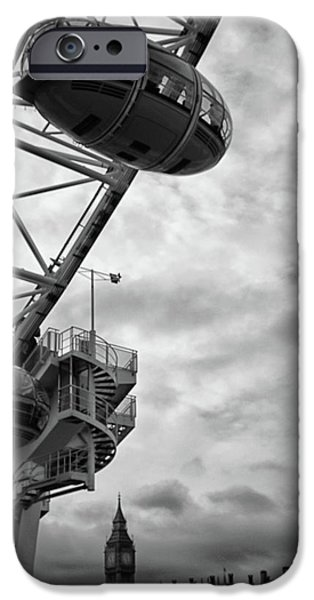 The London Eye IPhone 6s Case by Martin Newman