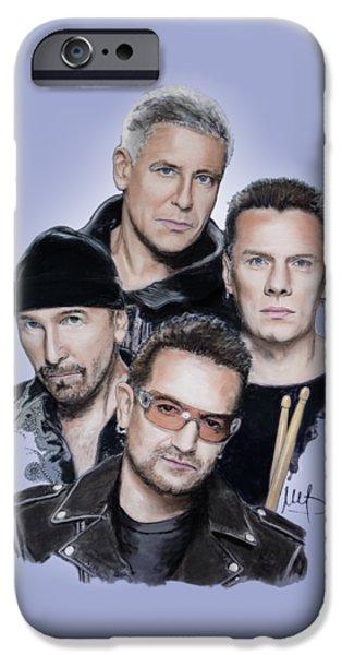 U2 IPhone 6s Case