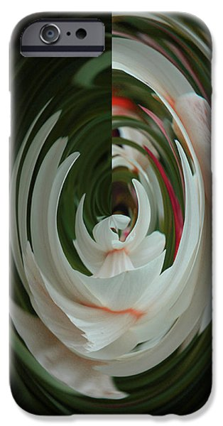 White Form IPhone 6s Case