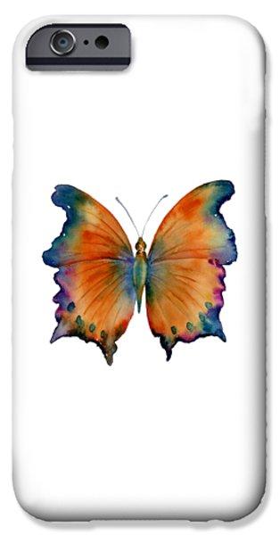 Wizard iPhone 6s Case - 1 Wizard Butterfly by Amy Kirkpatrick