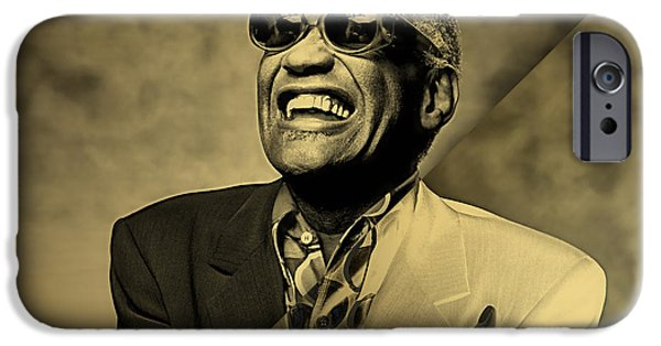 Ray Charles Collection IPhone 6s Case
