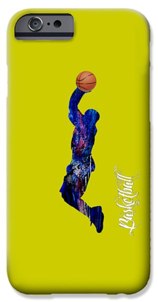 Basketball Collection IPhone 6s Case