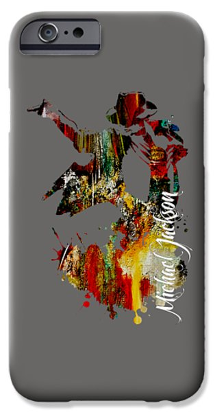 Michael Jackson Collection IPhone 6s Case