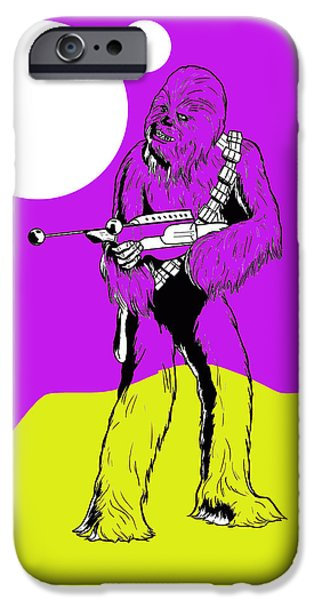 Star Wars Chewbacca Collection IPhone 6s Case