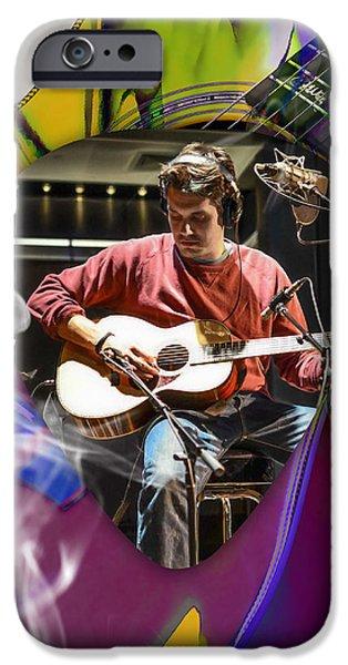 John Mayer Art IPhone 6s Case