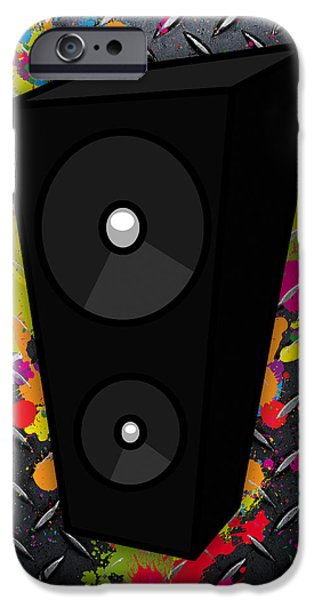 Music IPhone 6s Case by Marvin Blaine