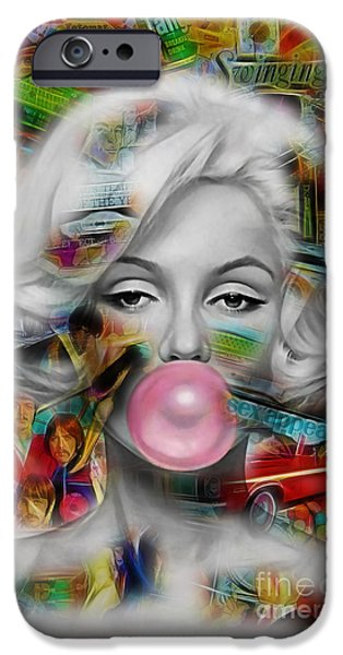 Marilyn Monroe Collection IPhone 6s Case