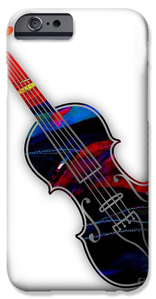 Violin Collection IPhone 6s Case by Marvin Blaine