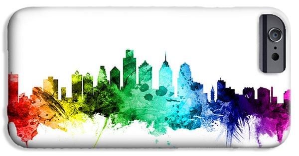 Philadelphia Pennsylvania Skyline IPhone 6s Case