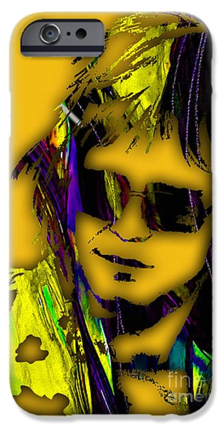 Elton John Collection IPhone 6s Case by Marvin Blaine