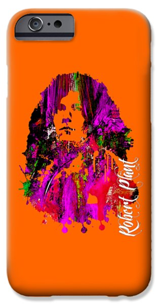 Robert Plant Collection IPhone 6s Case